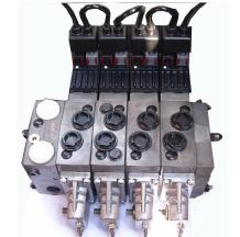 Rozvádzač D850/D900 s mikrospínačmi inegrovaným do elektromodulu